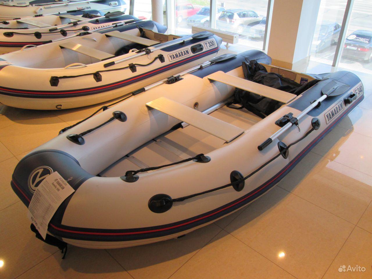 лодка пвх под ямаран купить в москве