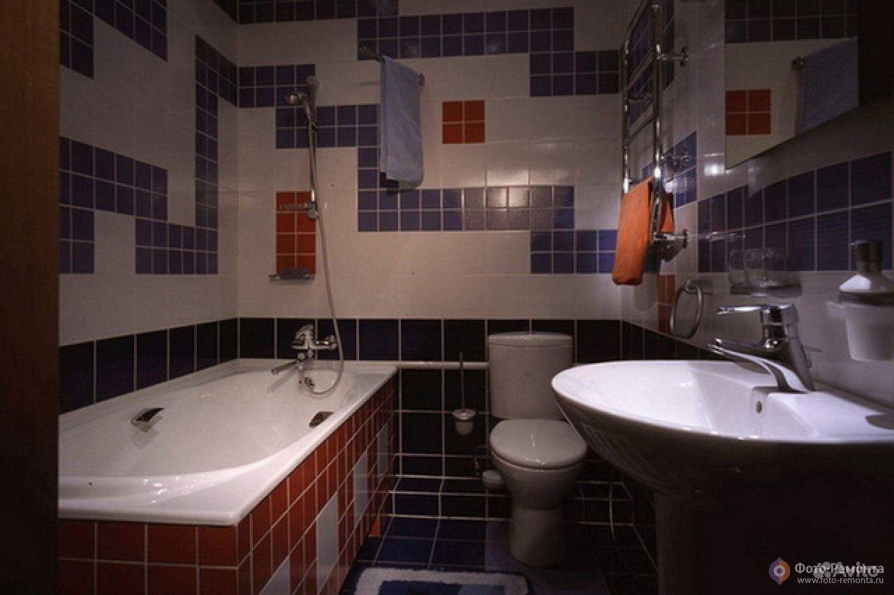 Ванна комната 4 кв фото