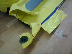 изделия из пвх для надувных лодок