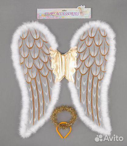 Своими руками крылья ангелов
