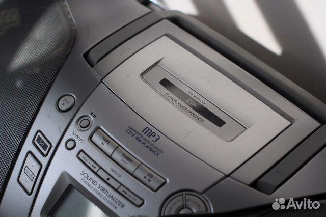 RX-ES29 - CD-магнитола
