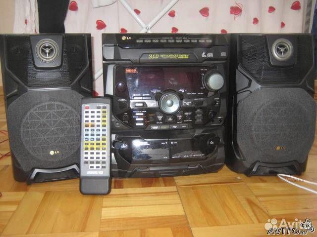 Музыкальный центр lg ffh2000