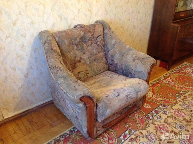 Кресло кровать  б у