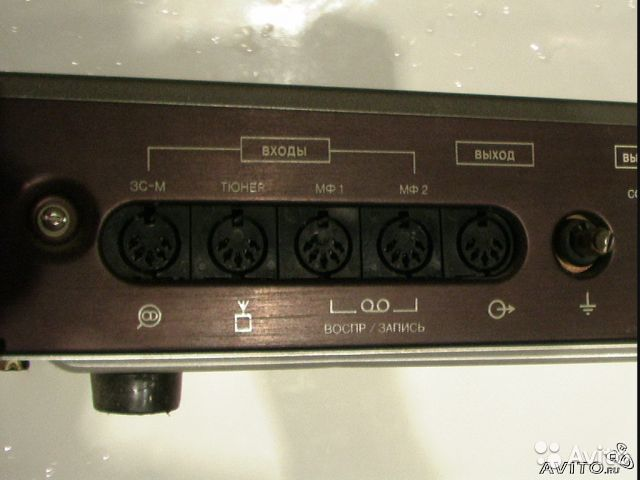 Усилитель Радиотехника У-7111