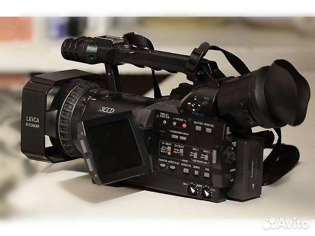 89873650828 Видеокамера Panasonic AG-DVX100BE