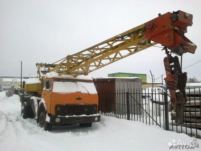 Кран смк 101 генератор 37 квт