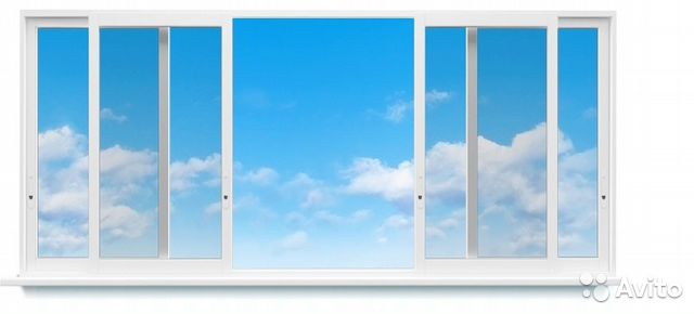 Окна сезона остекление балкона..