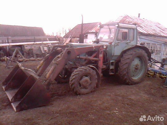 ПРОДАМ МТЗ-82.