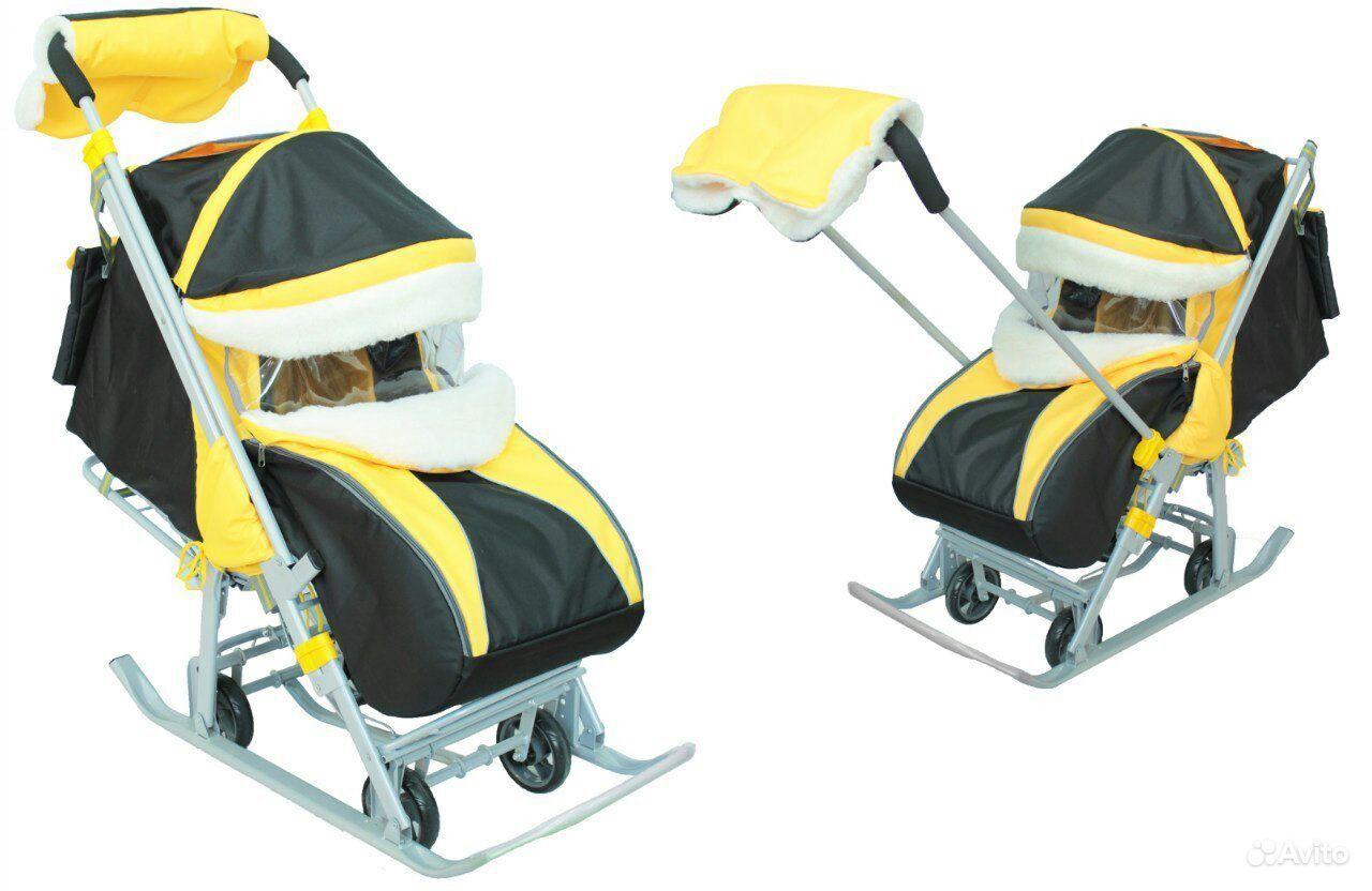 санки коляски в иркутске