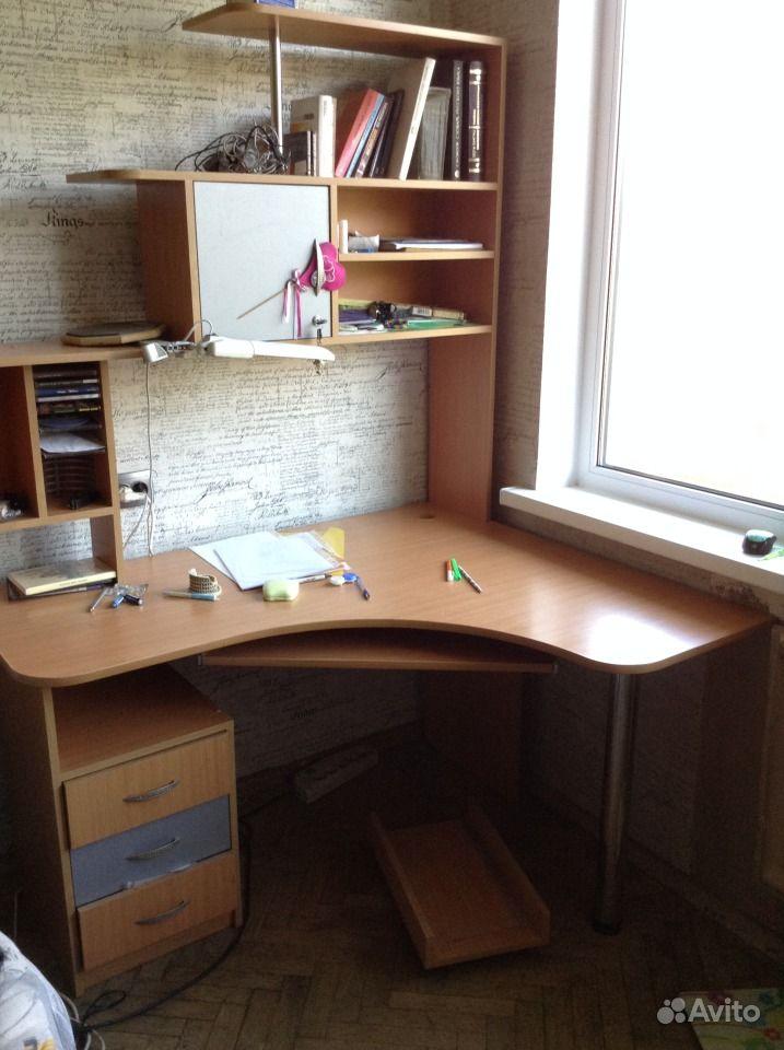 Срочно продается письменный угловой компьютерный стол - сооб.