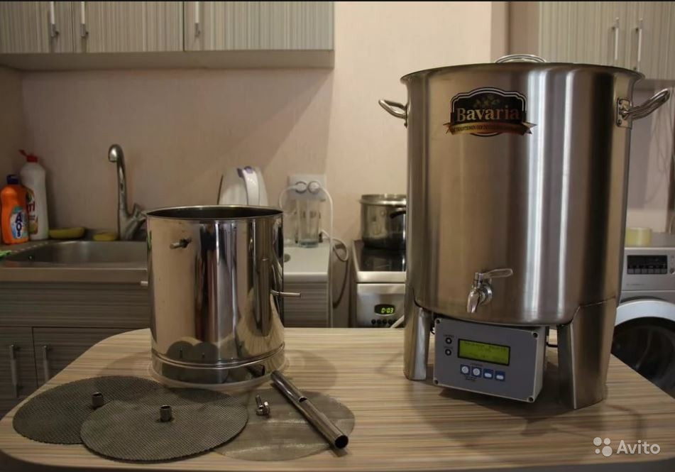 Пивоварня домашняя bavaria доктор градус самогонный аппарат купить в москве