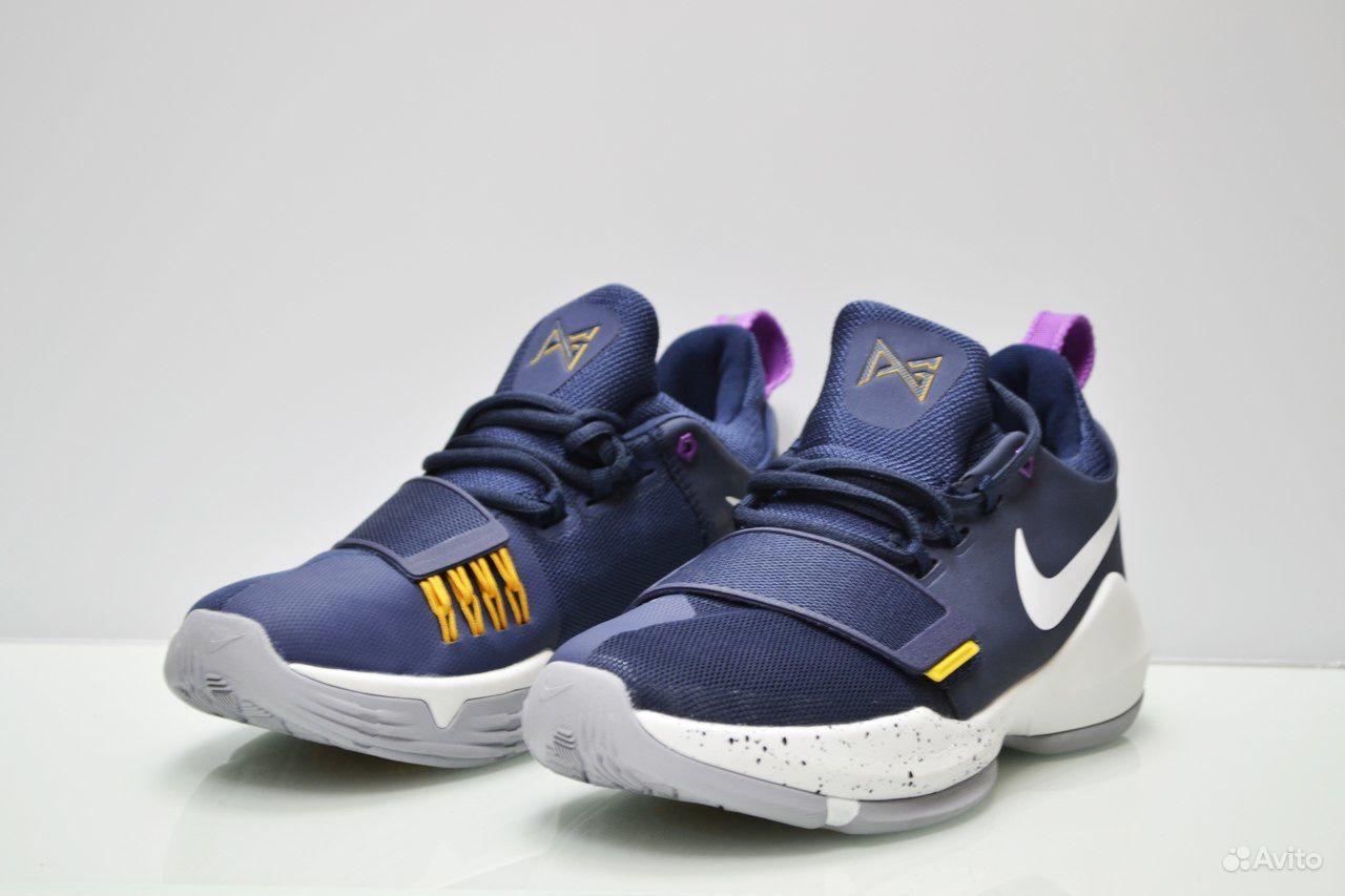 huge discount 5ad61 0d8e3 Кроссовки Nike PG 1 TS prototype