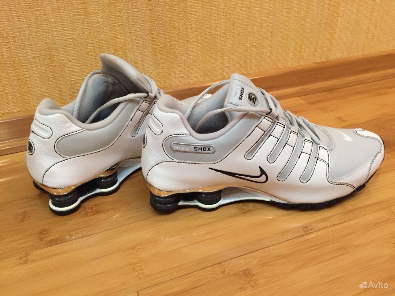 fbeae4b5 Кроссовки Nike Shox р.44 Кожа.Новые | Festima.Ru - Мониторинг объявлений
