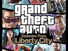 Grand Theft Auto Episodes from Liberty City PS3