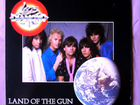 Legs Diamond 1986 Land of The Gun, LP England