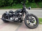 Harley-Davidson Softail Custom Bike