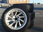 Комплект зимних шин Dunlop шип. На дисках Aviator