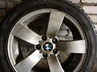 Колеса BMW E60 на зимней резине