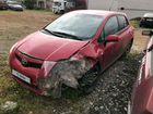 Toyota Auris 1.6AMT, 2008, хетчбэк, битый