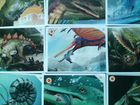 Наклейки динозавры оживают