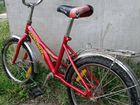 Бу детский велосипед