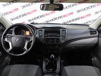 Mitsubishi L200, 2017