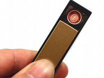 Зажигалка USB Спираль Giger