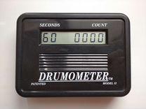 Счётчик ударов/метроном Drumometer