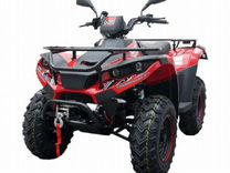 Квадроцикл linhai-yamaha D300