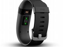 Fitbit Charge HR black S