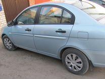 Hyundai Verna, 2008 г., Волгоград
