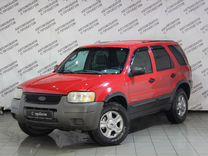 Ford Escape, 2002 г., Москва
