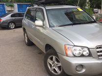 Toyota Kluger, 2001 г., Нижний Новгород