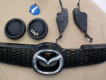 Решётка радиатора Mazda