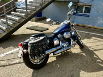 Красавец honda shadow 400