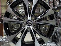 Новые литые диски R18 5x114.3 на Toyota