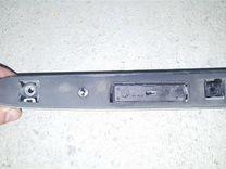 Планка подсветки номера BMW E46