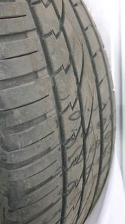 Шины Continental Cross contact 255/50 R20 Б/У