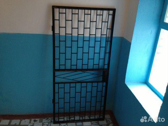 металлическая дверь 2 метра