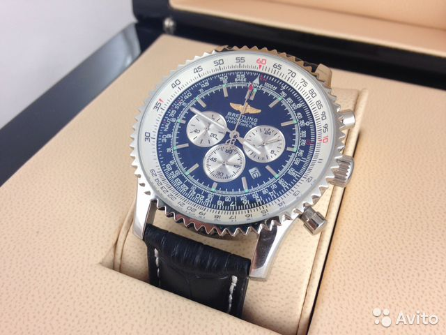 Breitling navitimer art 301 (swatch group)— фотография №1
