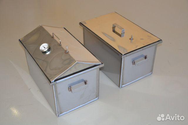 Купить коптильню для горячего копчения в челябинске самогонные аппараты комсомолец 15