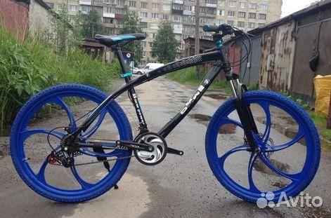 Велосипед бмв фото 5