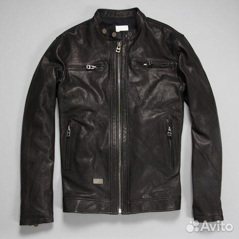 52c5fe53e64 Новая мужская кожаная куртка Diesel 48-50 р купить в Москве на Avito ...