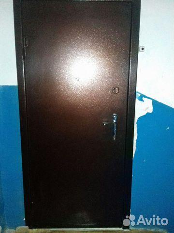 дверь металлическая проем 780