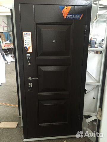 двери стальные для банков со стеклом