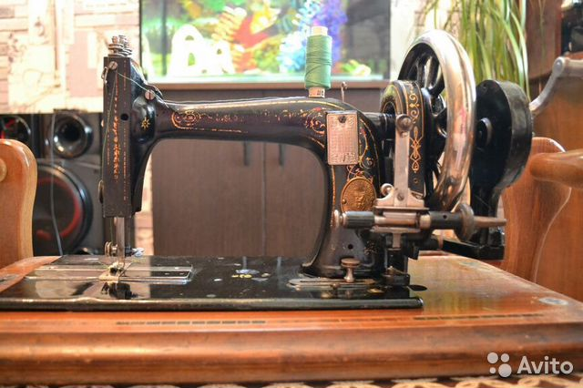 ёлочка огнями) немецкая швейная машинка зингер услуги Компании