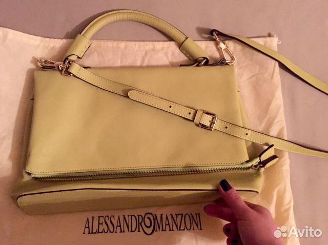 Сумки FABIO BRUNO женские Итальянские сумки из