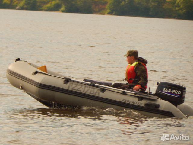 лодки enduro