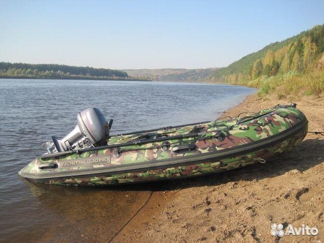 лодка пвх нордик 330 видео