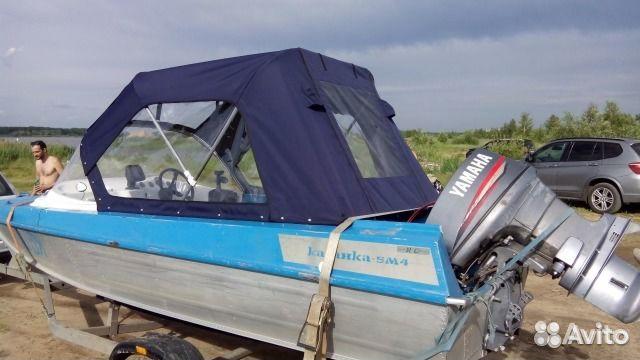 моторные лодки б.у в волгоградской